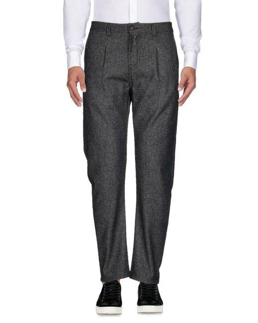 Pantalones Fiver de hombre de color Gray