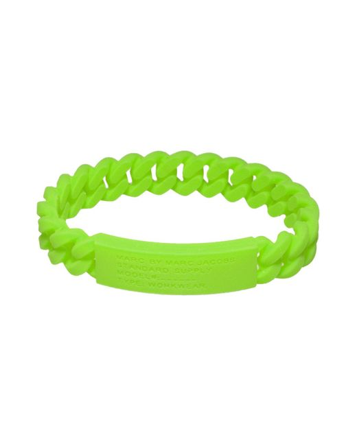 Marc By Marc Jacobs   Green Bracelet   Lyst