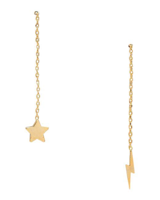 Estella Bartlett Metallic Earrings