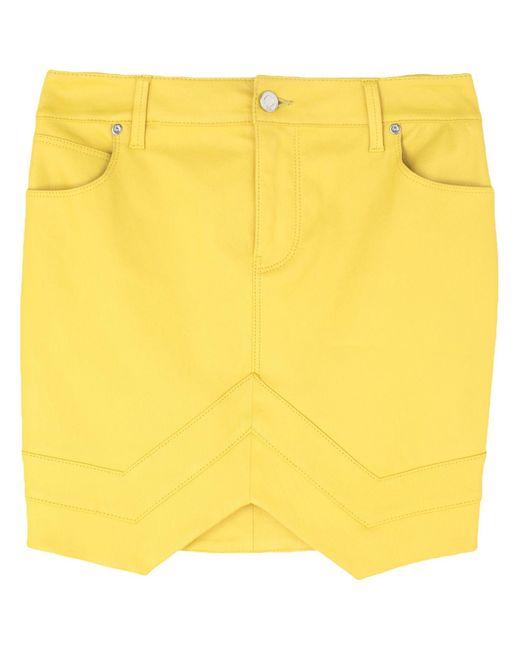 Minigonna di RTA in Yellow
