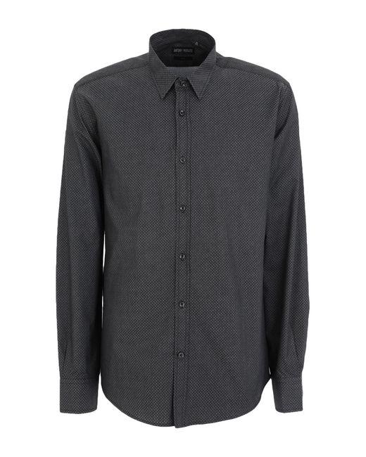 Antony Morato Black Shirt for men