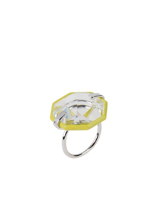 Maison Margiela - Green Ring - Lyst
