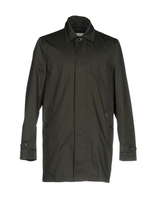 Ben Sherman | Green Jacket for Men | Lyst