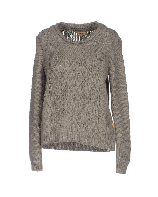 Historic Gray Sweater