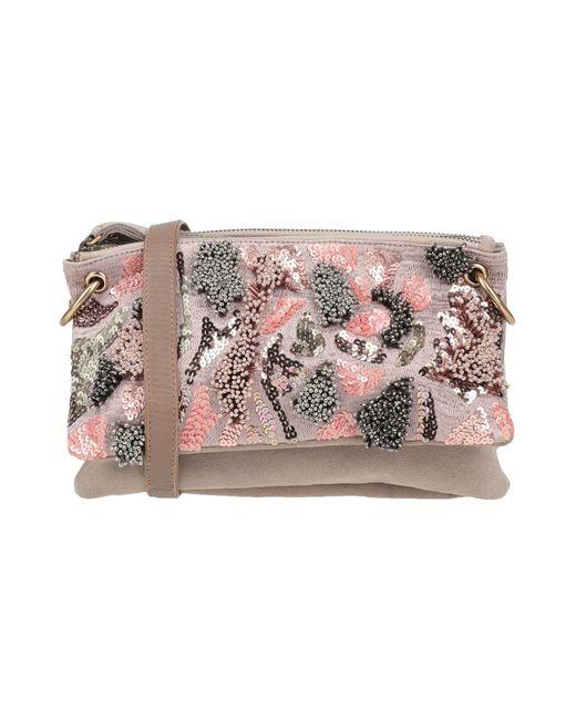 Maliparmi Multicolor Cross-body Bag