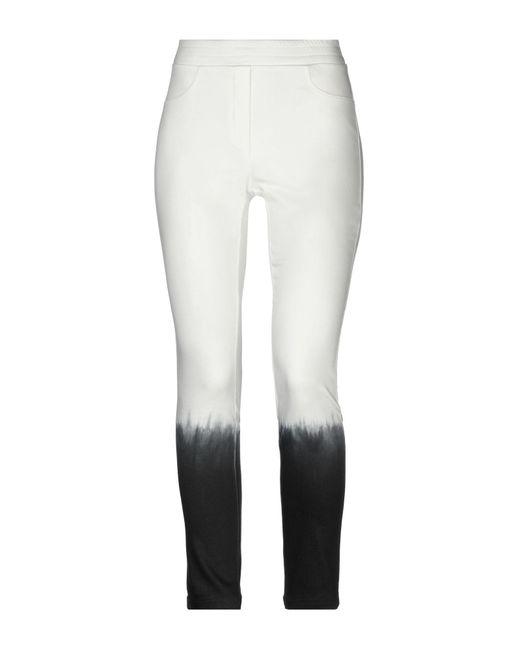 Pantalone di 8pm in White