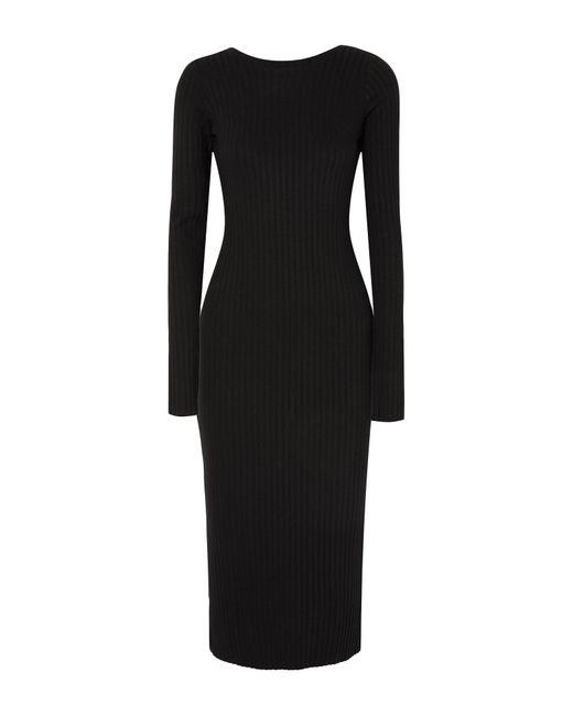 Vestito longuette di The Range in Black