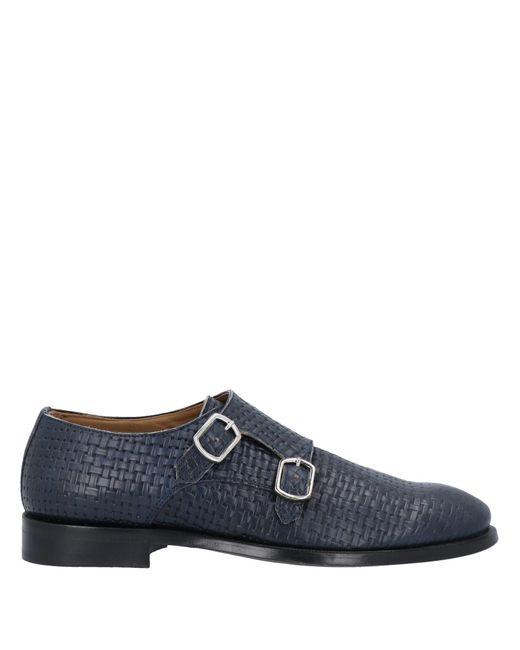 Angelo Nardelli Blue Loafer for men