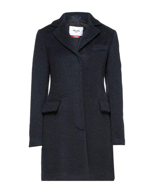 Cappotto di Paltò in Blue