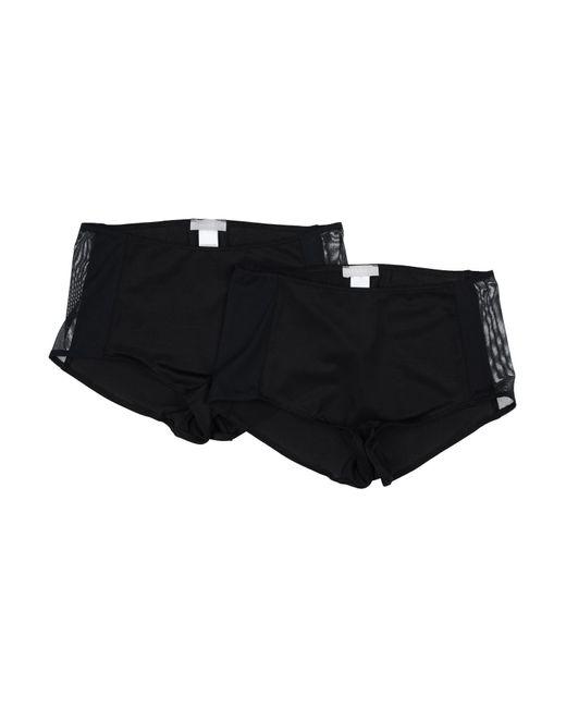 Hanro Black Hotpants