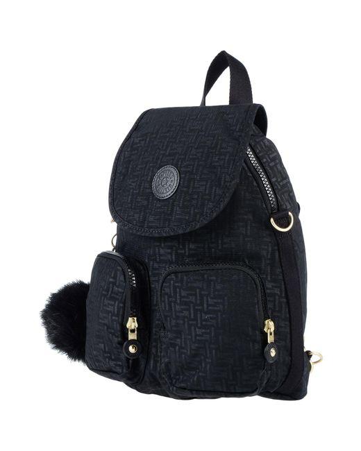 Kipling Black Backpacks & Bum Bags