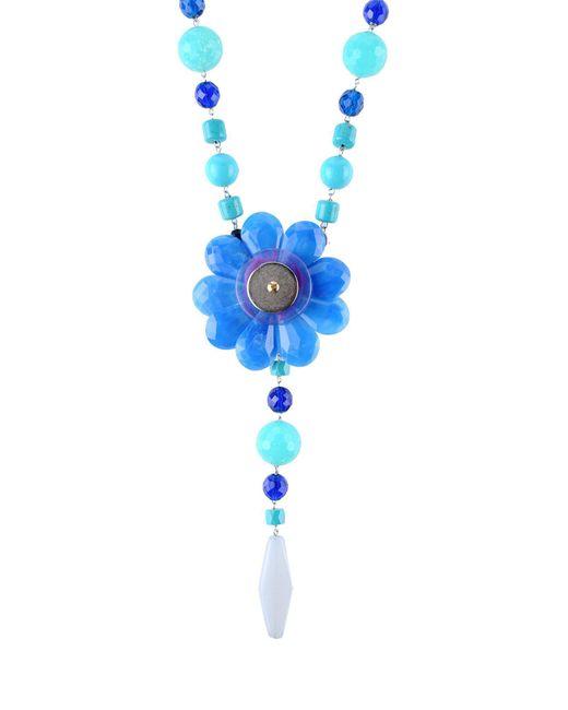 Marina Fossati - Blue Necklace - Lyst