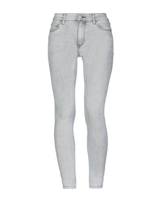 Cheap Monday Gray Denim Pants