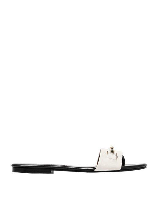 Newbark White Sandals