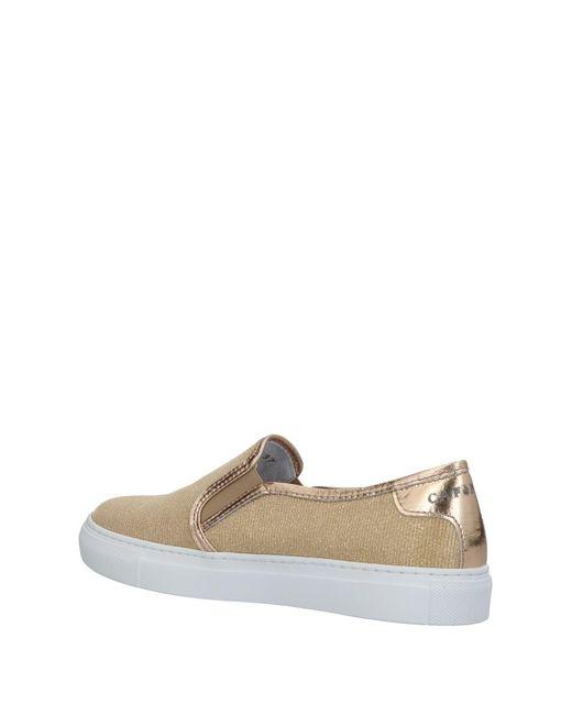 CafeNoir Natural Low Sneakers & Tennisschuhe