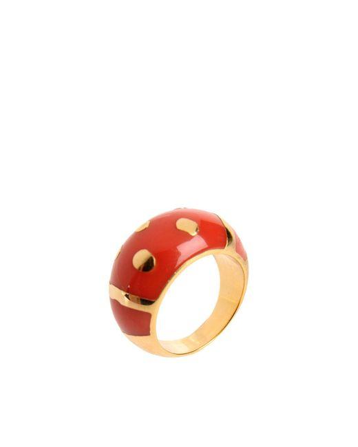 Aurelie Bidermann - Multicolor Ring - Lyst
