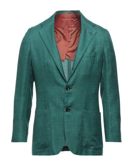 Kiton Jackett in Green für Herren