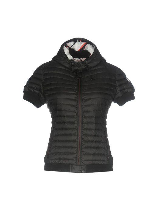 Rossignol | Black Down Jacket | Lyst