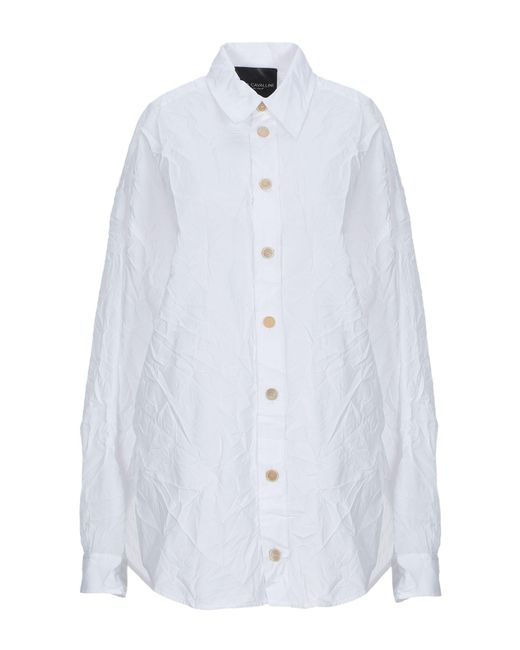 Camicia di Erika Cavallini Semi Couture in White