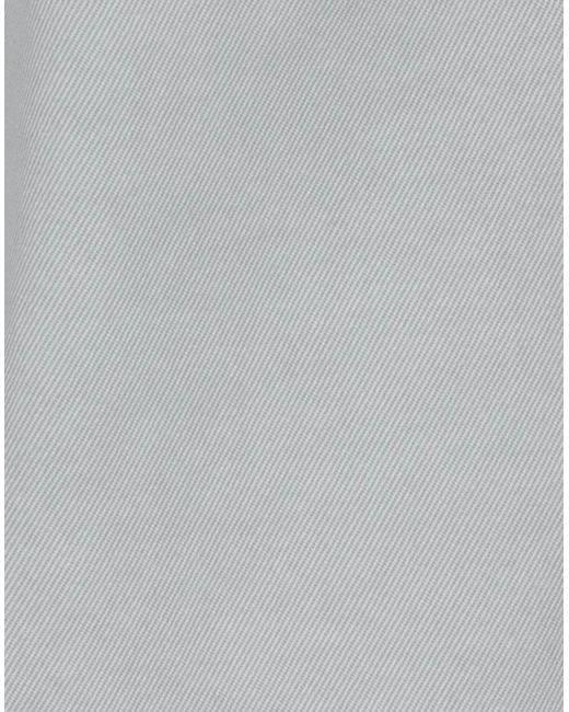Mauro Grifoni Pantalon homme de coloris gris PRXaK
