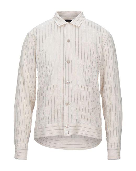 The Gigi Natural Shirt for men