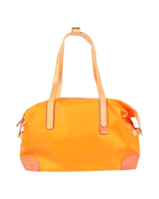 Swims Reisetasche in Orange für Herren