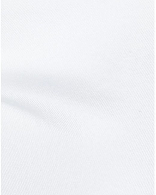 Roberto Cavalli White Jeanshose