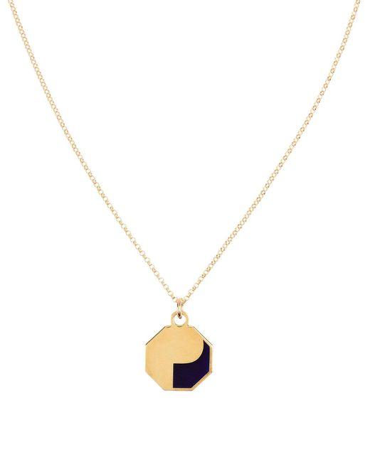 Lily Kamper - Metallic Necklace - Lyst
