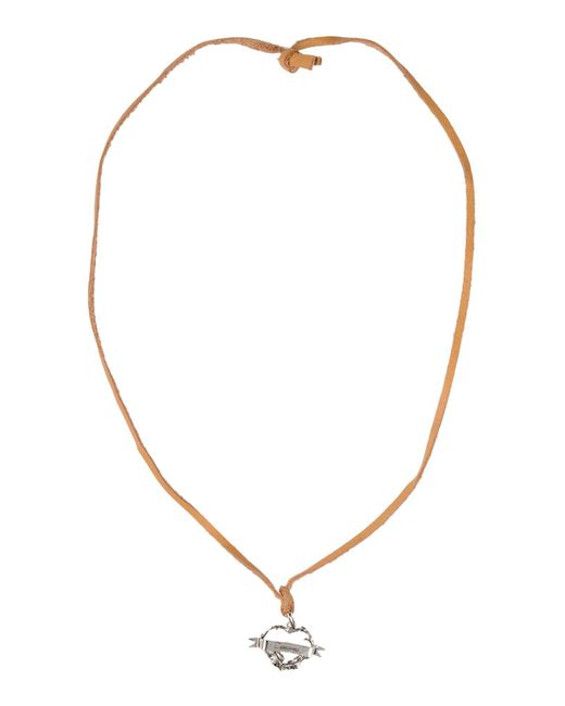 DSquared² - Natural Necklace - Lyst