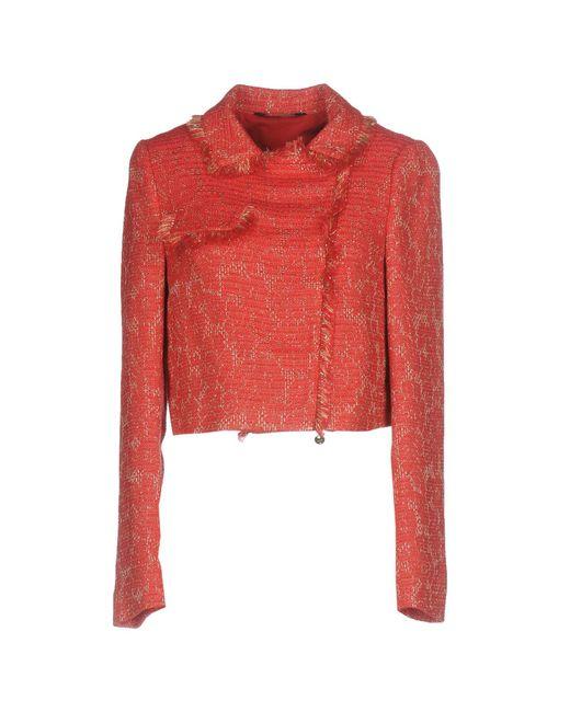 Liu Jo Red Jacket