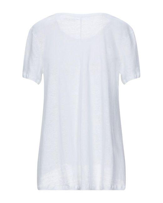 T-shirt di Purotatto in White
