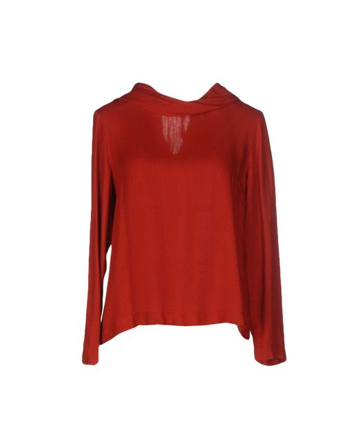 Siyu | Red Blouse | Lyst