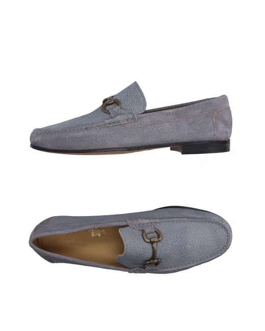 Gold Brothers - Blue Loafer - Lyst