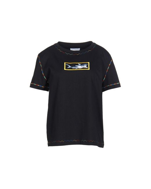 J.W. Anderson - Black T-shirt - Lyst