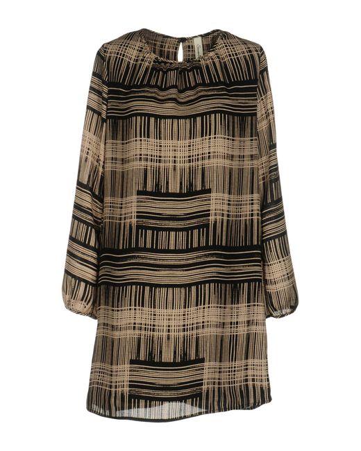 Souvenir Clubbing | Black Short Dress | Lyst