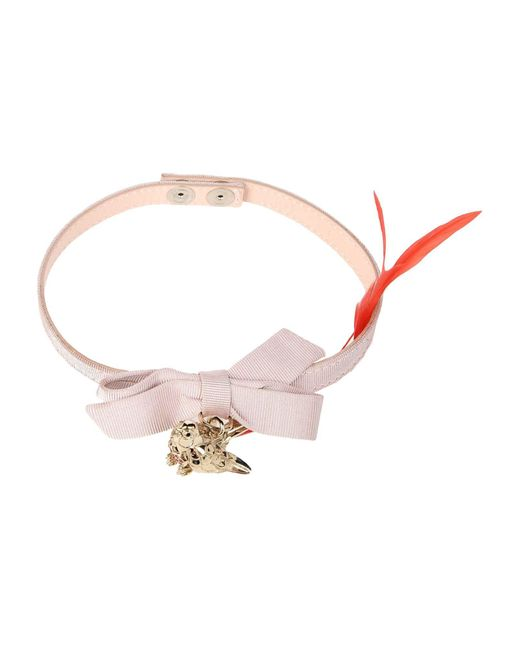 RED Valentino Pink Necklace