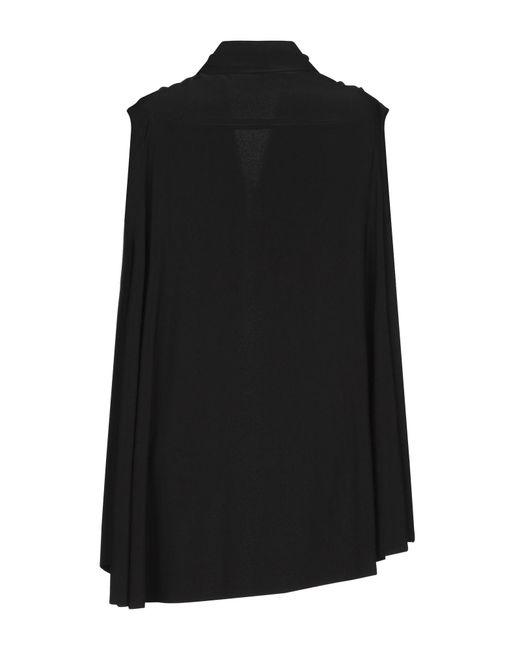 Cardigan di Norma Kamali in Black