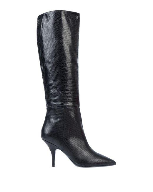 Patrizia Pepe Black Boots