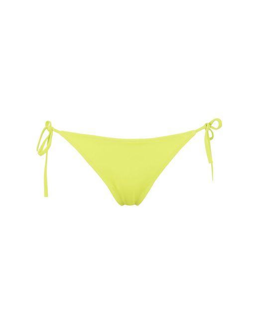 Calvin Klein Yellow Badehose