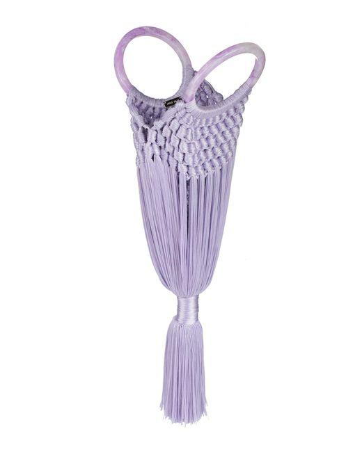 Bolso de mano Cult Gaia de color Purple