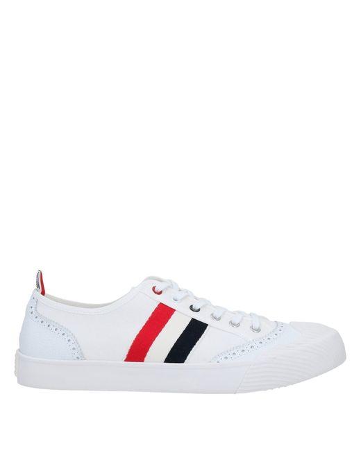Sneakers & Tennis basses Thom Browne pour homme en coloris White