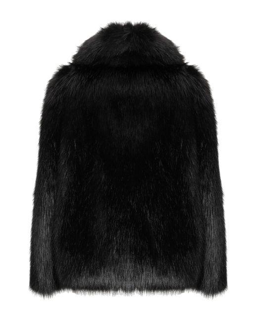 Pellicce ecologiche di Off-White c/o Virgil Abloh in Black