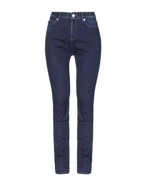 Pantaloni jeans di Love Moschino in Blue