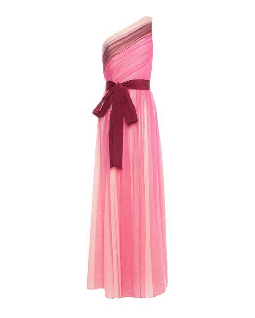 Robe longue Pinko en coloris Pink