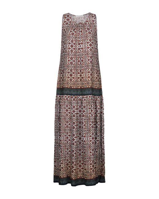 TWINSET UNDERWEAR Multicolor Long Dress