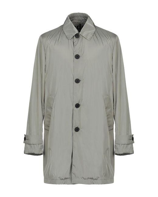 Add Gray Overcoat for men