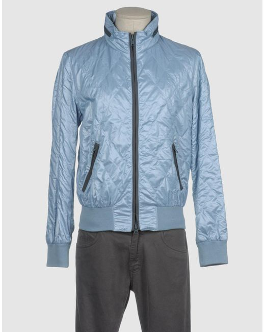 BPD Be Proud Of This Dress - Blue Jacket for Men - Lyst