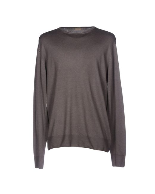 Cruciani | Gray Sweater for Men | Lyst