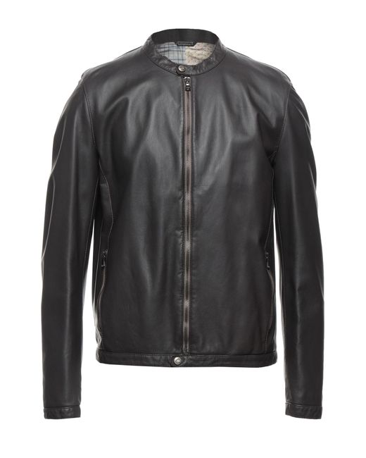 Grey Daniele Alessandrini Multicolor Jacket for men