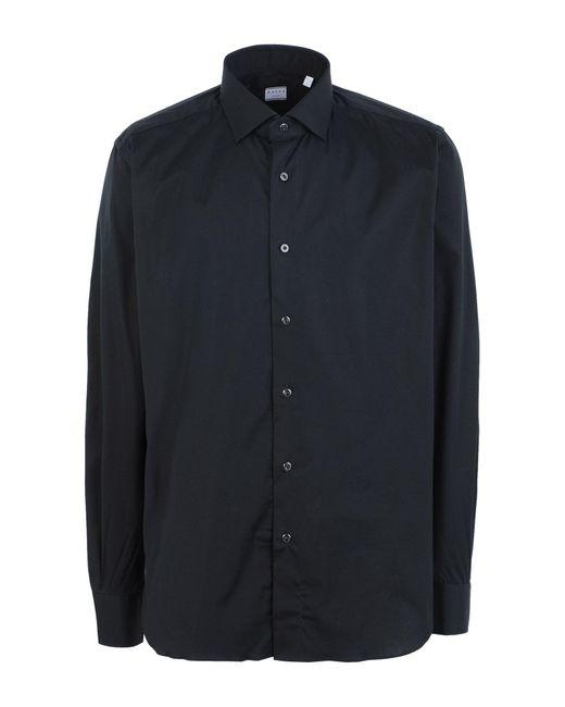 Xacus Black Shirt for men